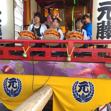 前島神社例祭